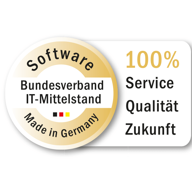 Proof of quality for Portolan: Accounting Solution awarded with BITMi seal of approval